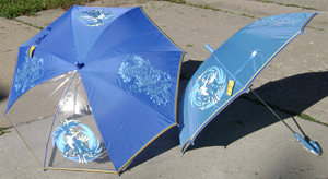 Pokemon Center Dialga Umbrellas