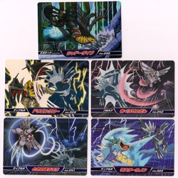 Pokemon Dialga VS Cards
