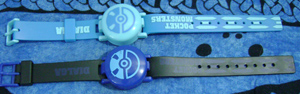 Dialga Plastic Gachapon Watches
