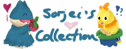 Sorjei's Collection Site