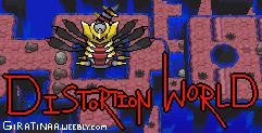 Distortion World Banner