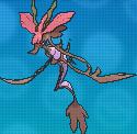 Pokemon Dragalge sprite