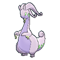 Pokemon Goodra sprite