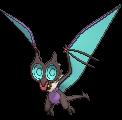 Pokemon Noivern sprite