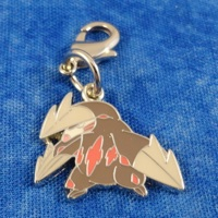 Pokemon Excadrill Metal Charm
