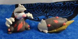 Pokemon Excadrill Kids Figures (2)