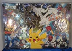 Japanese Pokemon Children's Puzzle