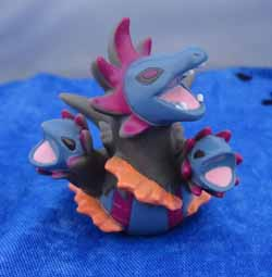 Pokemon Hydreigon Attack Kids Figure
