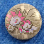 Pokemon Hydreigon Dot Sprite Badge