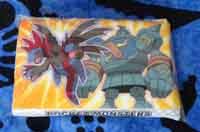Hydreigon & Golurk Tissue Pack