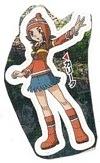 Pokemon カリータ Sticker