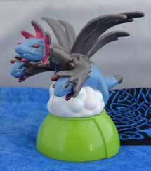 Pokemon Hydreigon Japanese McDonald's Figure