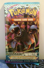 Pokemon Hydreigon Noble Victories Booster Pack