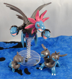 Pokemon Poke Plamo Keshipoke