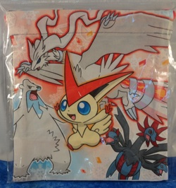 Pokemon Reshiram Movie Pouch