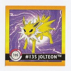 Jolteon Artbox Sticker