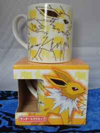 Jolteon Ceramic Mug
