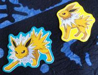 Jolteon Pokemon Magnets by Ensky (2)