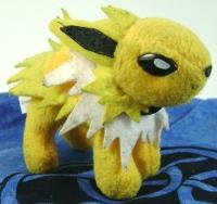Pokemon Jolteon Friends Plush