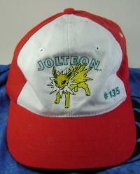 Jolteon Pokemon Hat / Cap