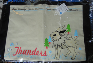 Jolteon Large Tote Bag