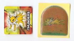 Jolteon Mini Stickers