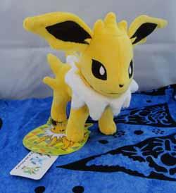 Pokemon Center Jolteon Standing Plush