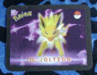 Pokemon Stadium Reflective Card - Jolteon