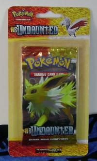 Pokemon Undaunted TCG Pack - Jolteon