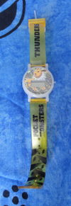 Jolteon Plastic Watch