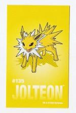 Yellow Jolteon Game Card