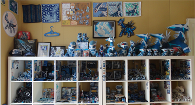 Toz's Pokemon Dialga Collection