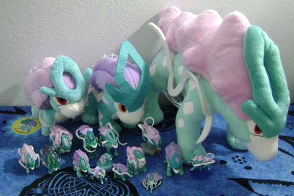 Suicune Collection