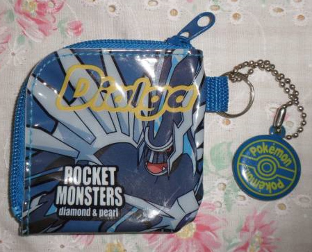 Dialga Wanted Coin Purse