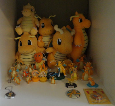 Pokemon Dragonite Collection
