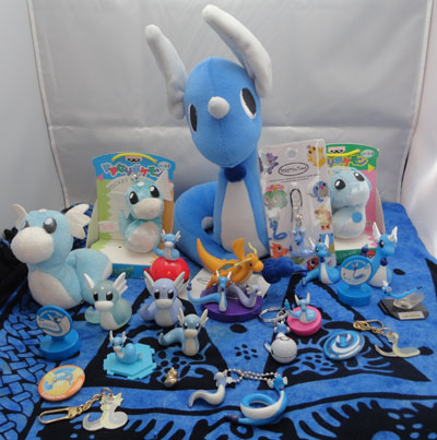 Pokemon Dratini Dragonair Collection