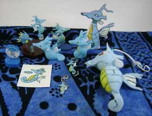 Pokemon Kingdra Collection
