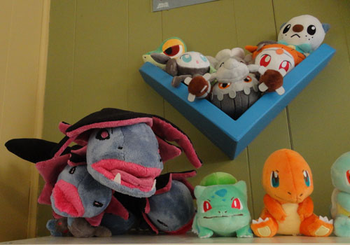 Pokemon Toys of Hydreigon and others