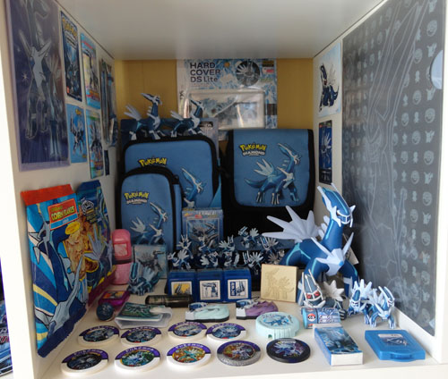 Dialga Pokemon Toys