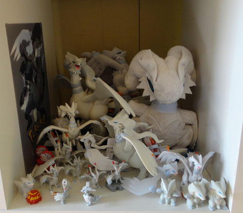 Reshiram Pokemon Collection