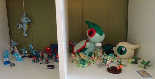 Pokemon Toys of Kingdra, Druddigon, Flygon, and Vibrava
