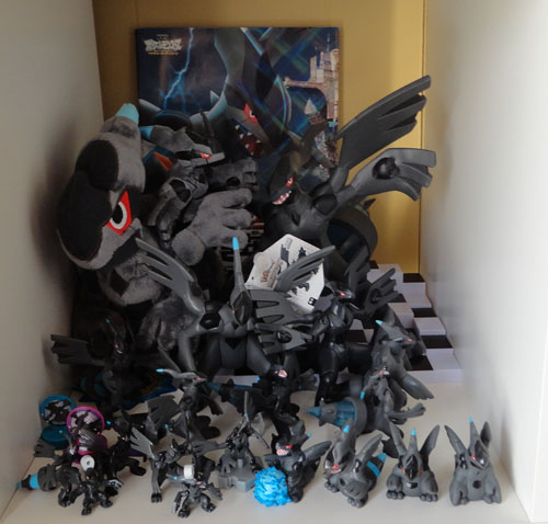 Pokemon Toys of Zekrom