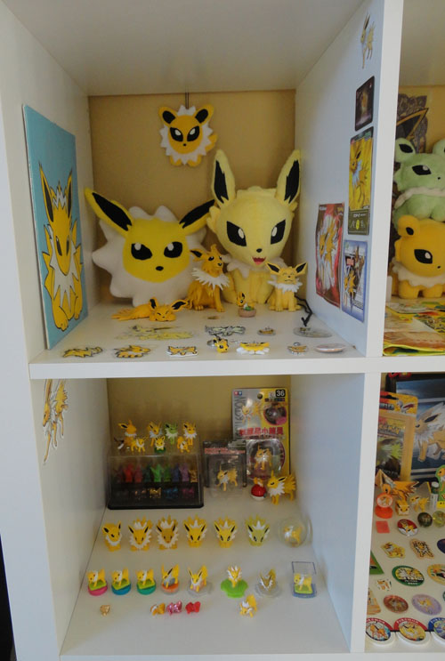 Jolteon Pokemon Toys