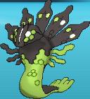 Pokemon Zygarde sprite