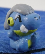 Pokemon Bagon Smiling Sculpture