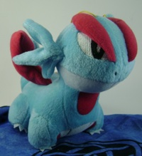 Pokemon Salamence Banpresto Plush