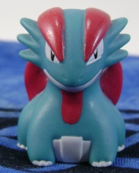Pokemon Salamence Bath Salt Figure