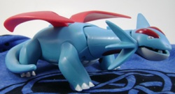 Pokemon Salamence Hasbro Attacking Figure