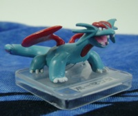 Pokemon Salamence Pokedex Figure