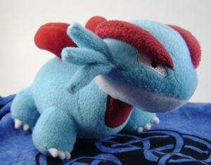 Pokemon Salamence Pokedoll Plush
